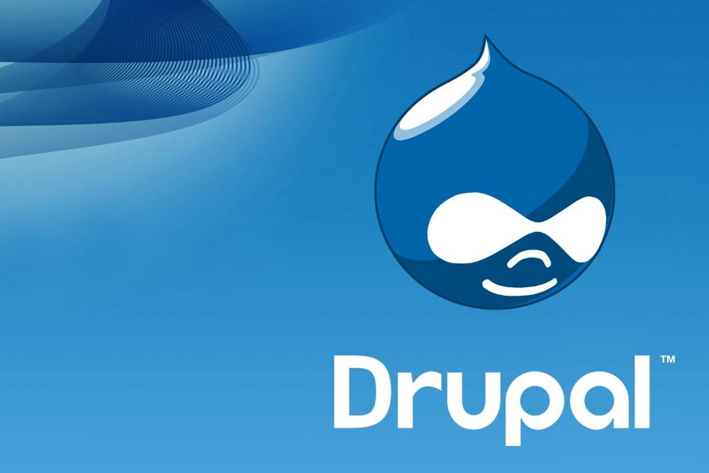 CMS Drupal - система управления содержимым сайта