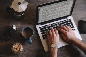 Раскрутка сайта – работа с текстами