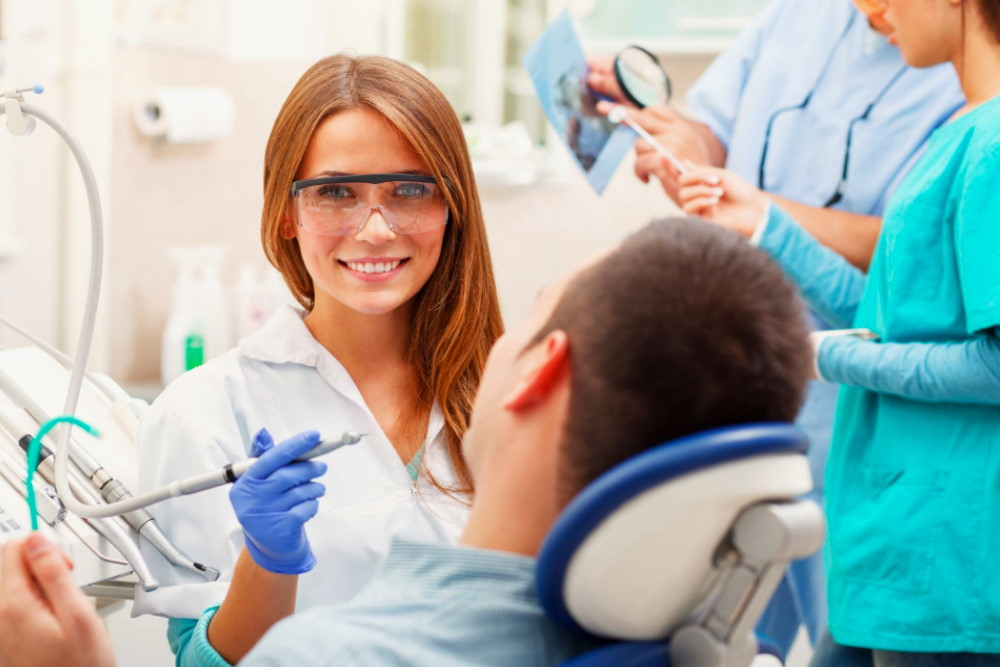 Создание сайта для стоматологии в Краснодаре
