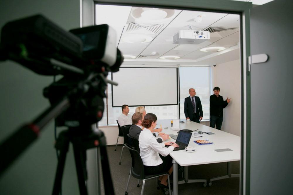 Создание корпоративного видео
